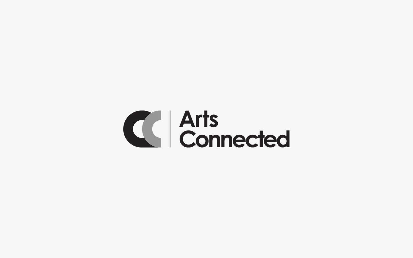 Arts Connected Logo Design