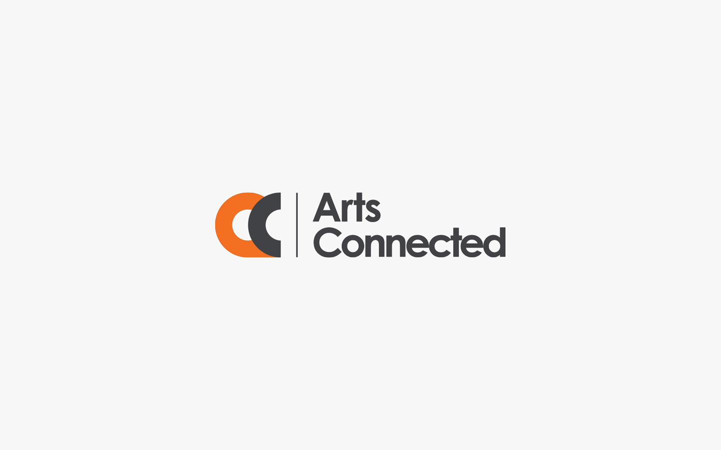 Arts Connected Logo Design in Colour