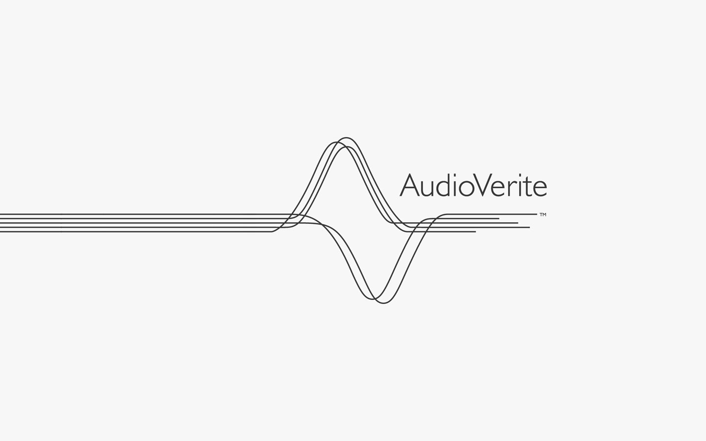 Logo design for Audio Verite, Music Composers in New York