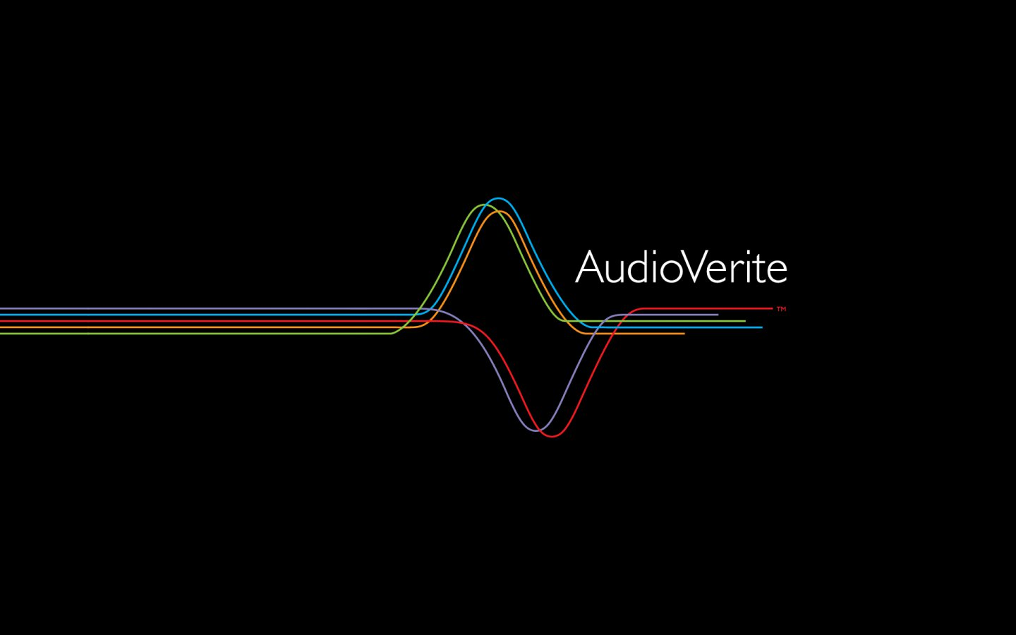 Logo design for Audio Verite, Music Library