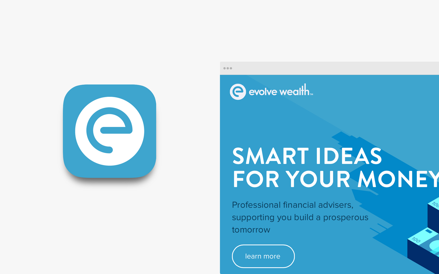 Evolve Wealth, Financial Adviser in Grimsby, Social Media and Website